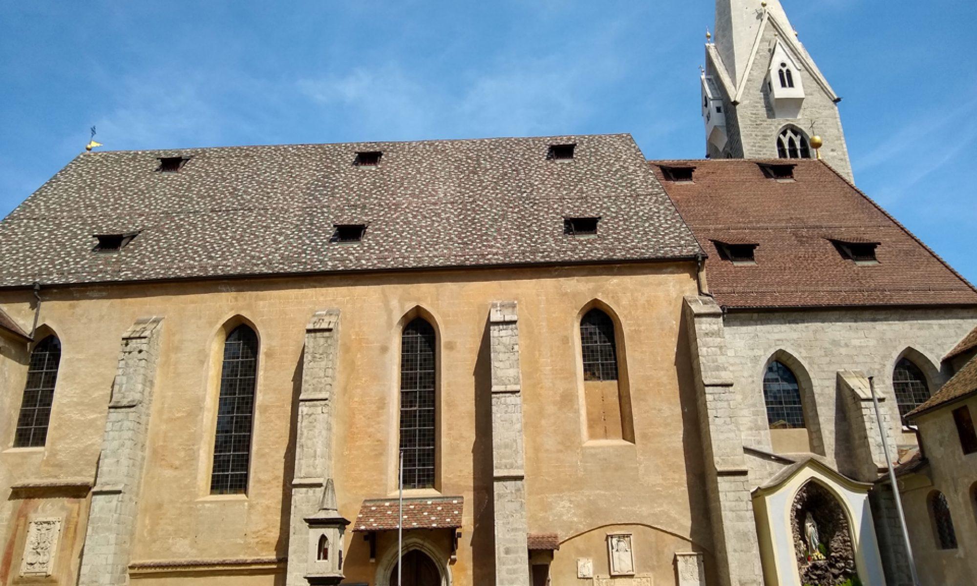 Pfarrei Brixen St. Michael, Parrocchia San Michele Bressanone